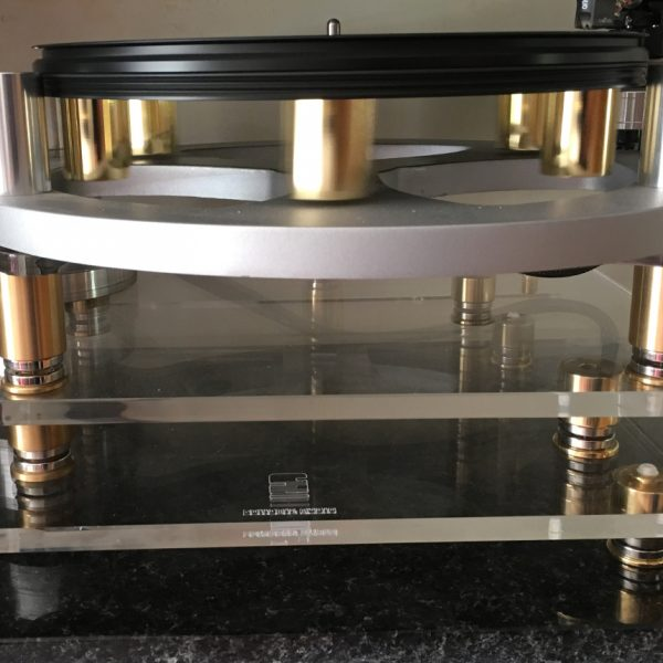 Hifi isolation platforms