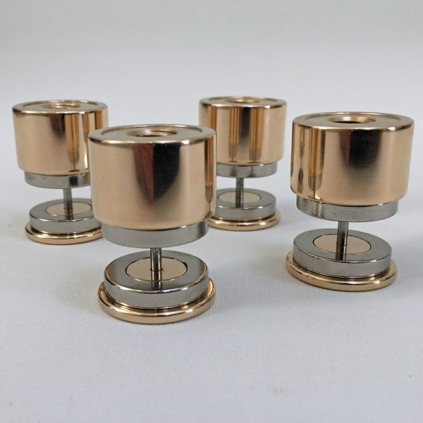 Ukishima 6 Bronze set of 4 feet