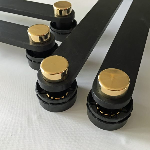 Solidair Audio Dark Star Suspension Bridges