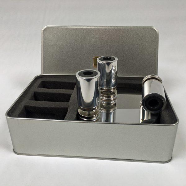 Solidair Audio Aluminium Hybrid performance pack